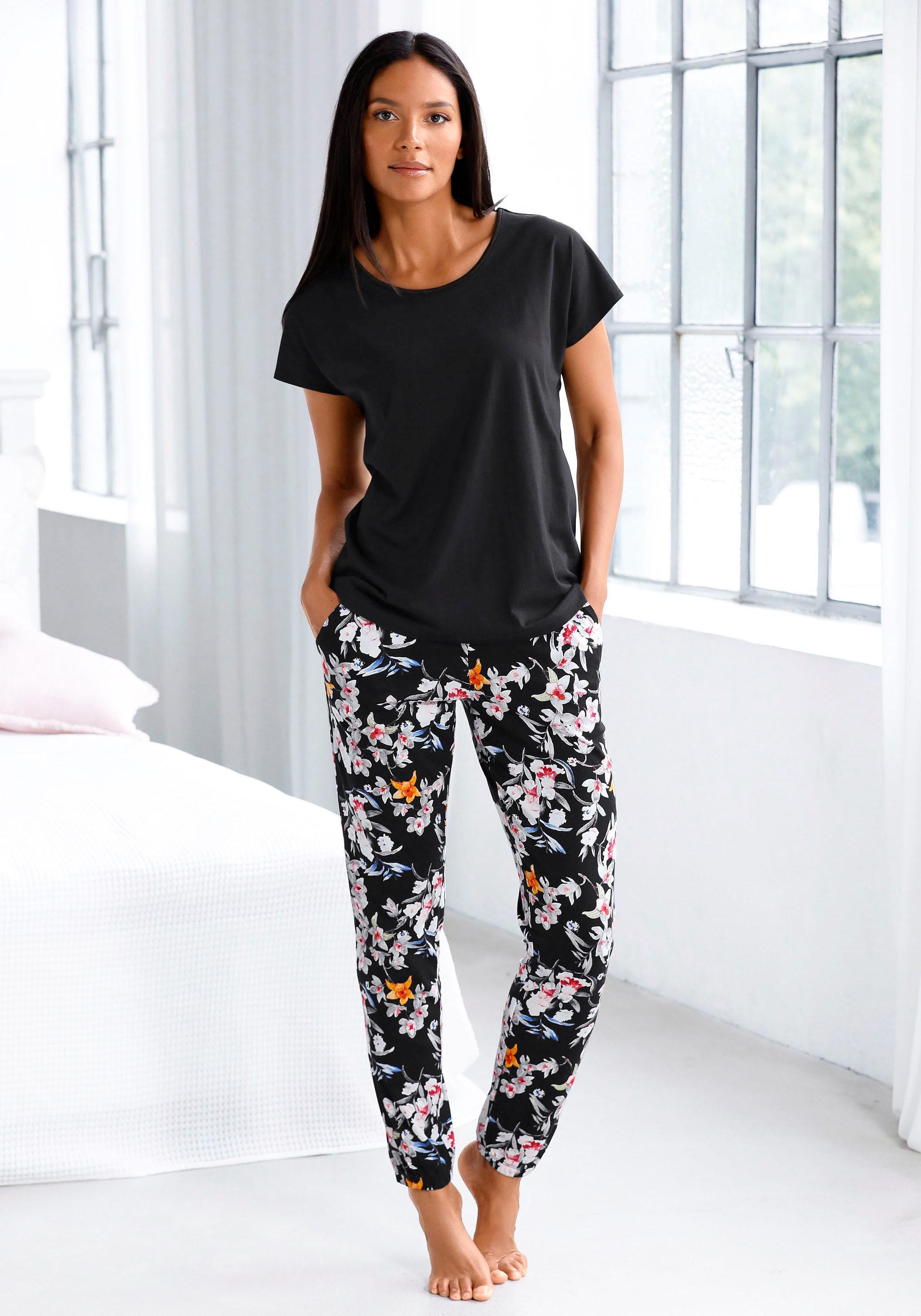 s.Oliver Bodywear Pyjama (2-tlg.)