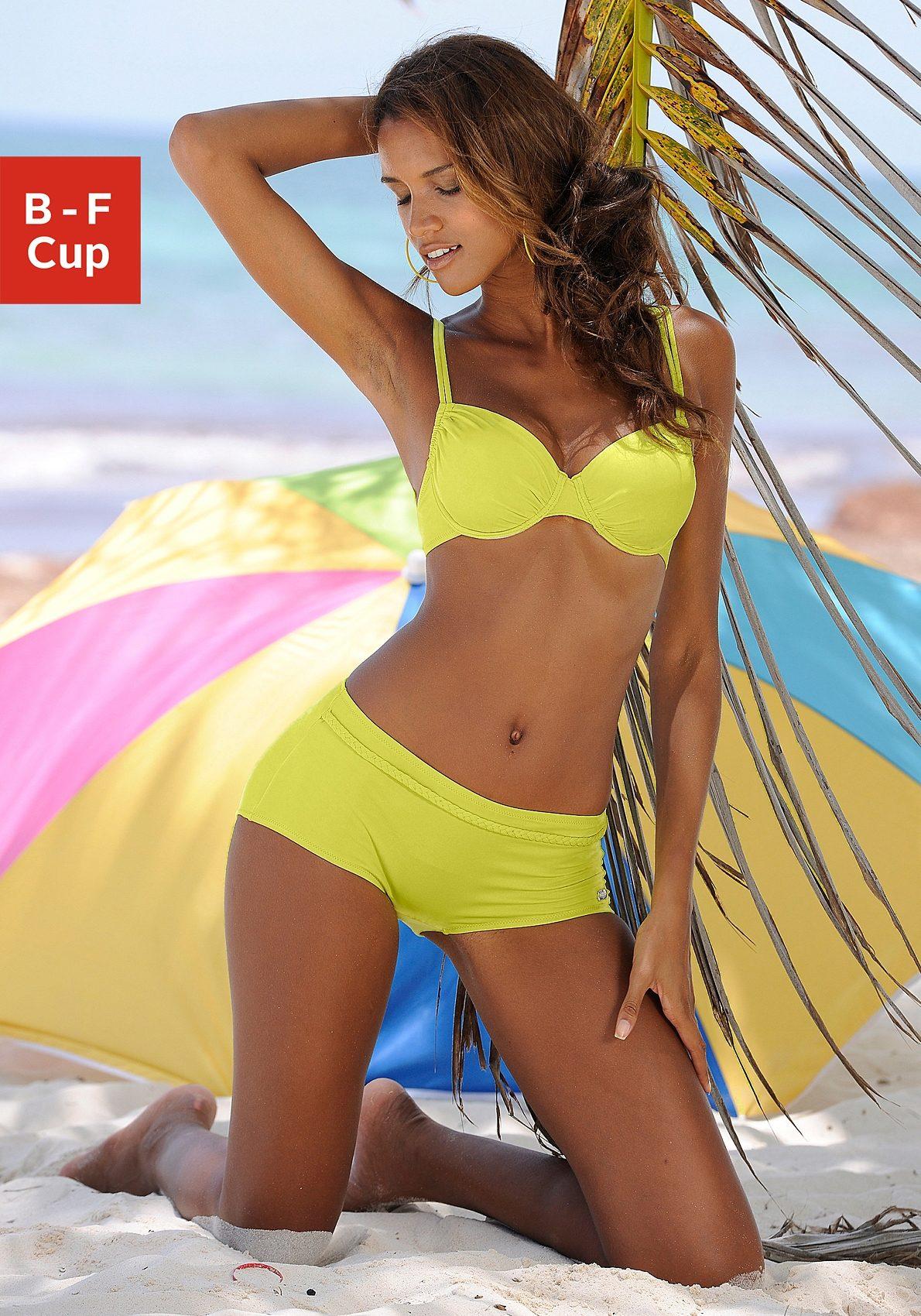 Buffalo Bügel-Bikini-Top »Happy«