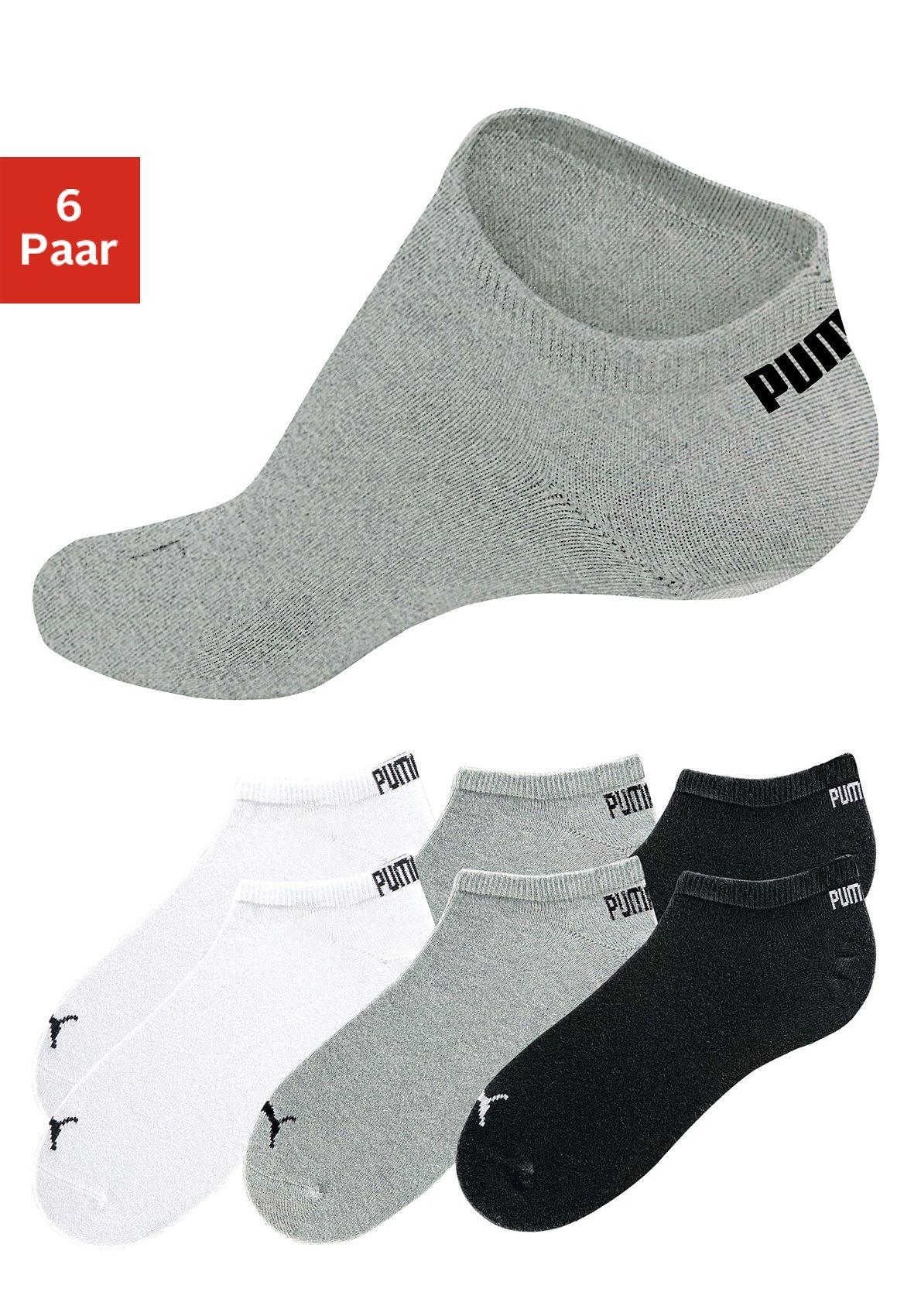 PUMA Sneakersocken (6 Paar)