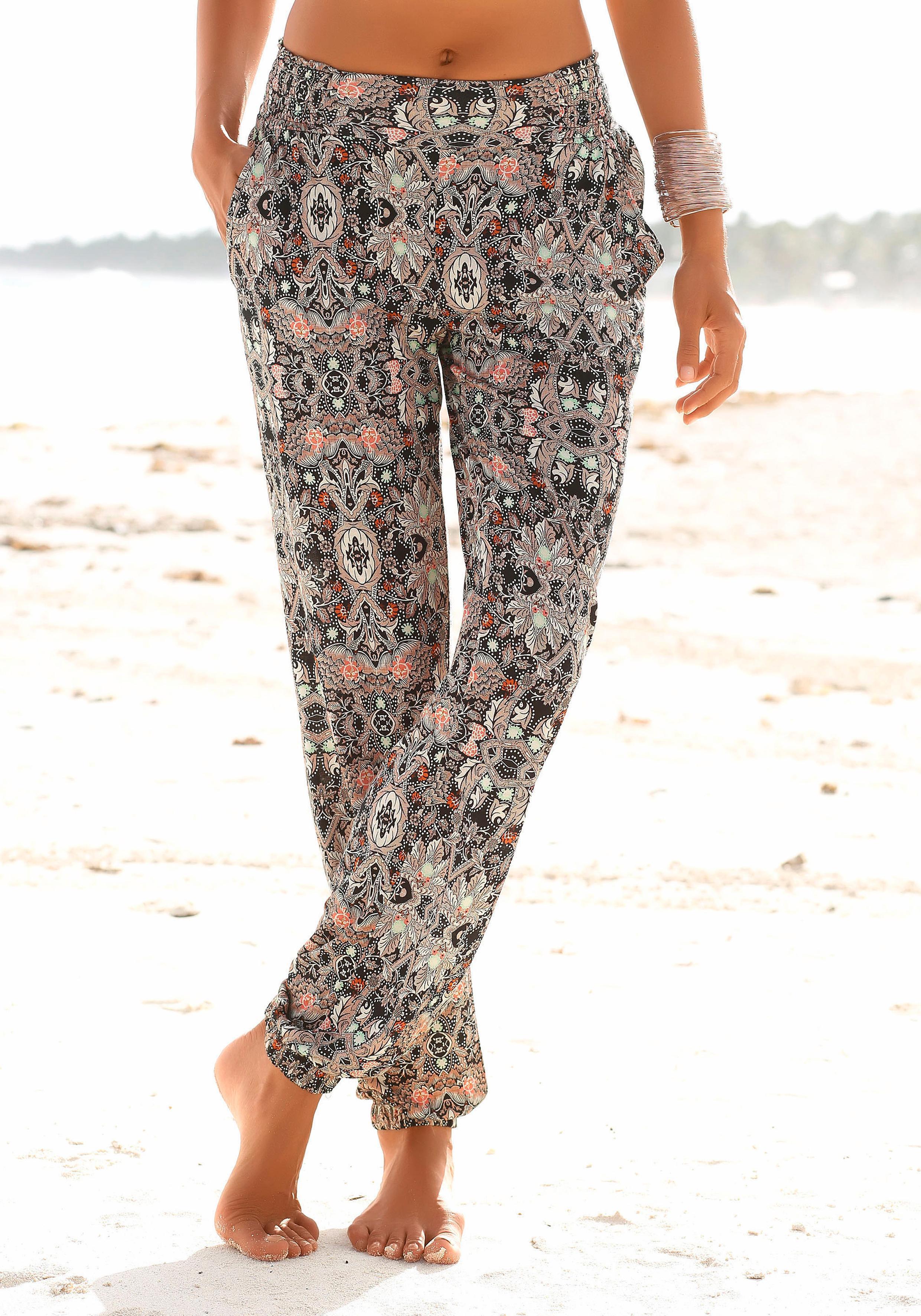s.Oliver RED LABEL Beachwear Strandhose