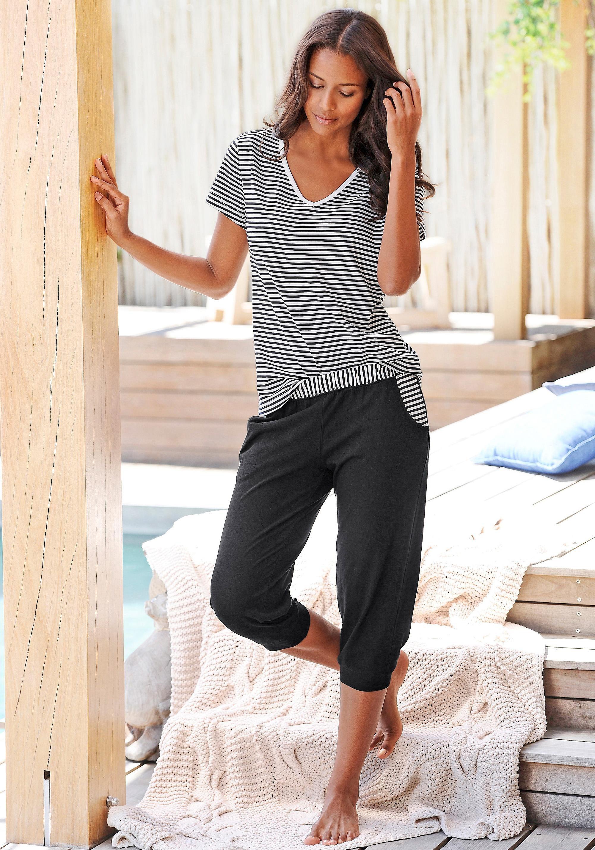 H.I.S Capri-Pyjama