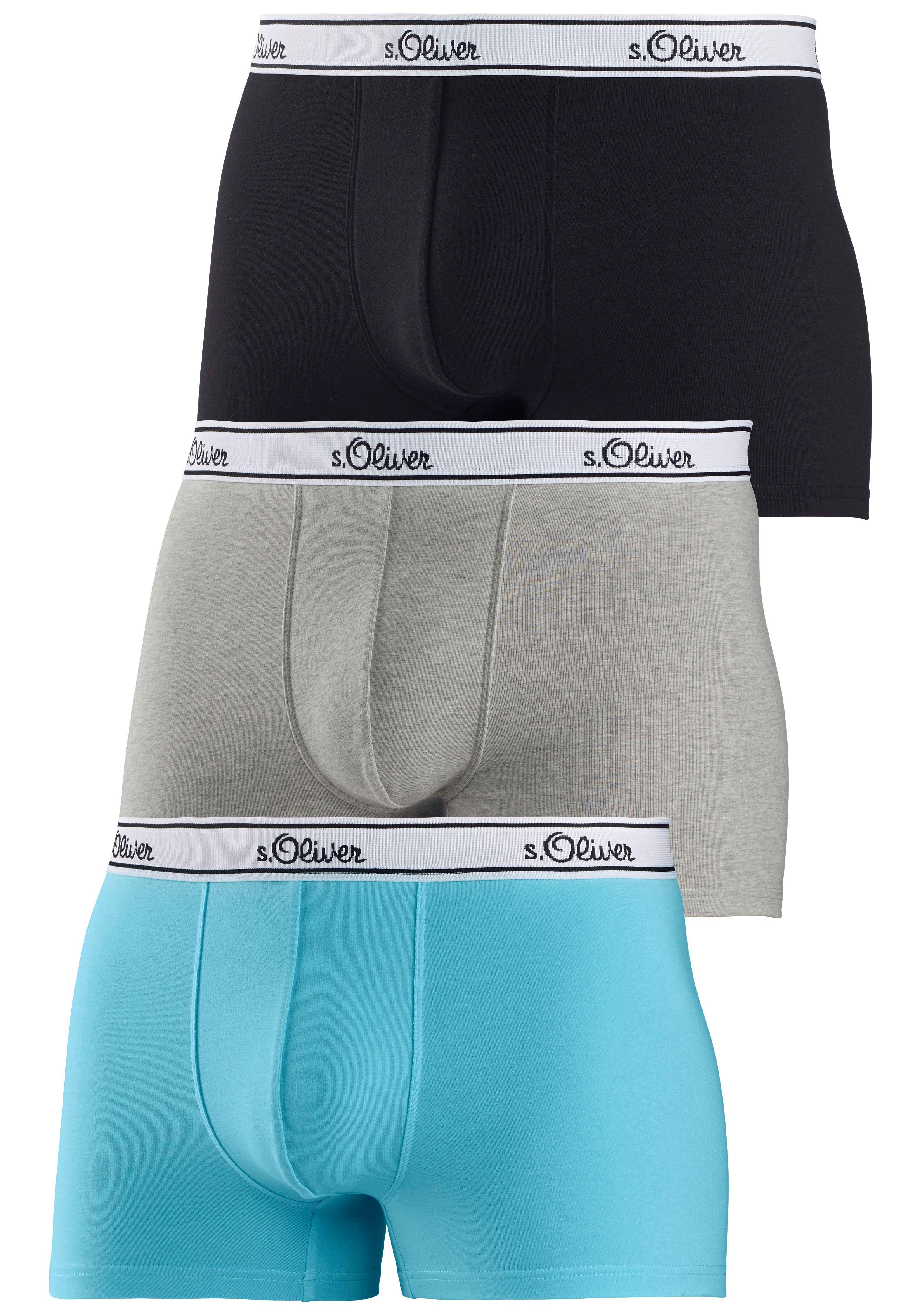 s.Oliver Bodywear Boxer (3 Stück)
