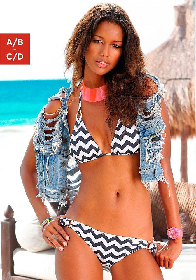 LASCANA Triangel-Bikini-Top »Grace«