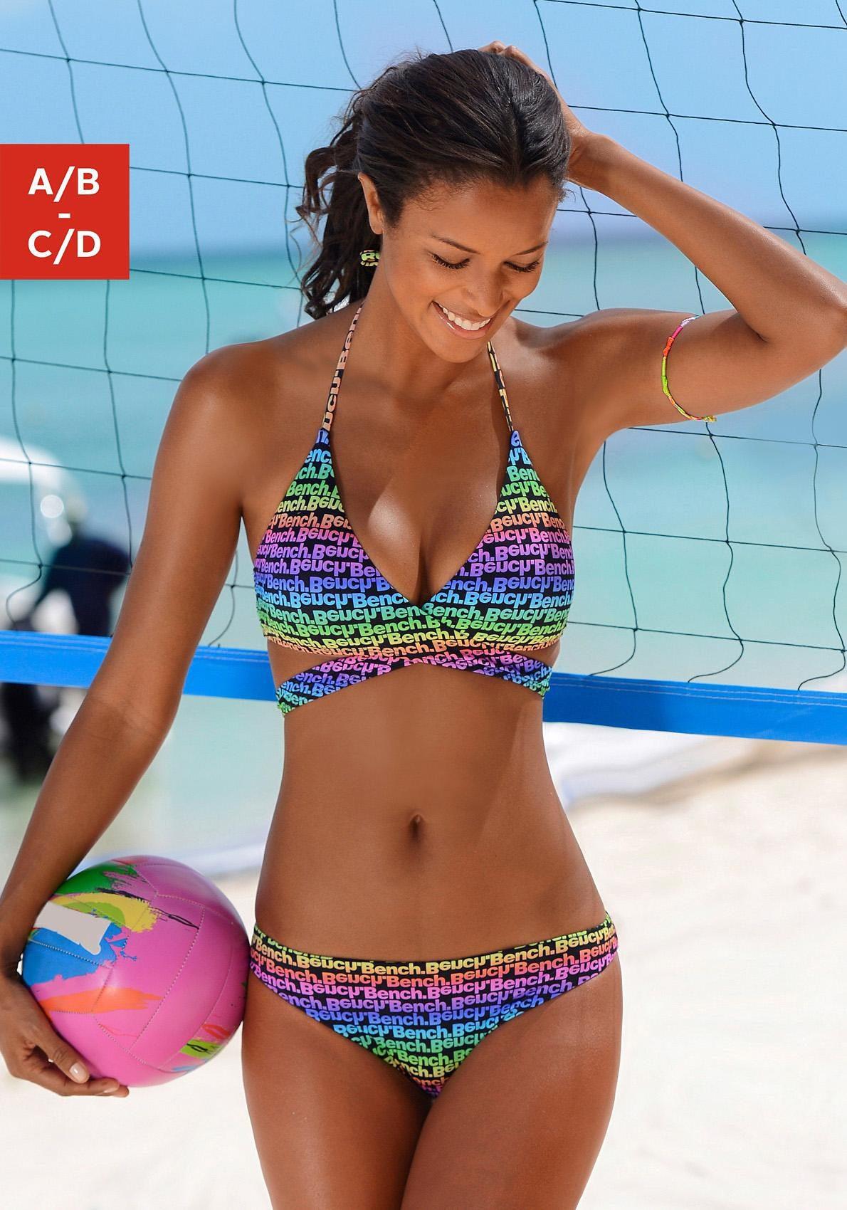 Bench. Triangel-Bikini »Boom«