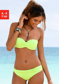s.Oliver Beachwear Bandeau-Bikini-Top »Spain«