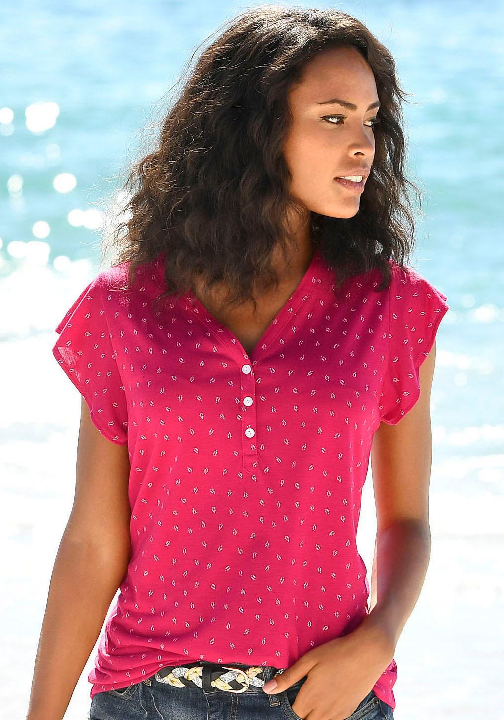 LASCANA Shirttop