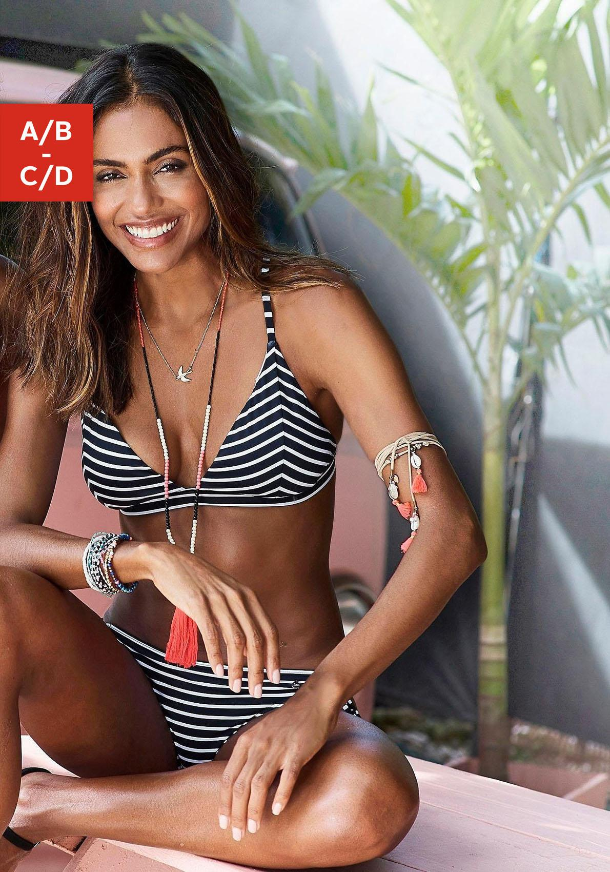 s.Oliver Beachwear Triangel-Bikini-Top »Hill«