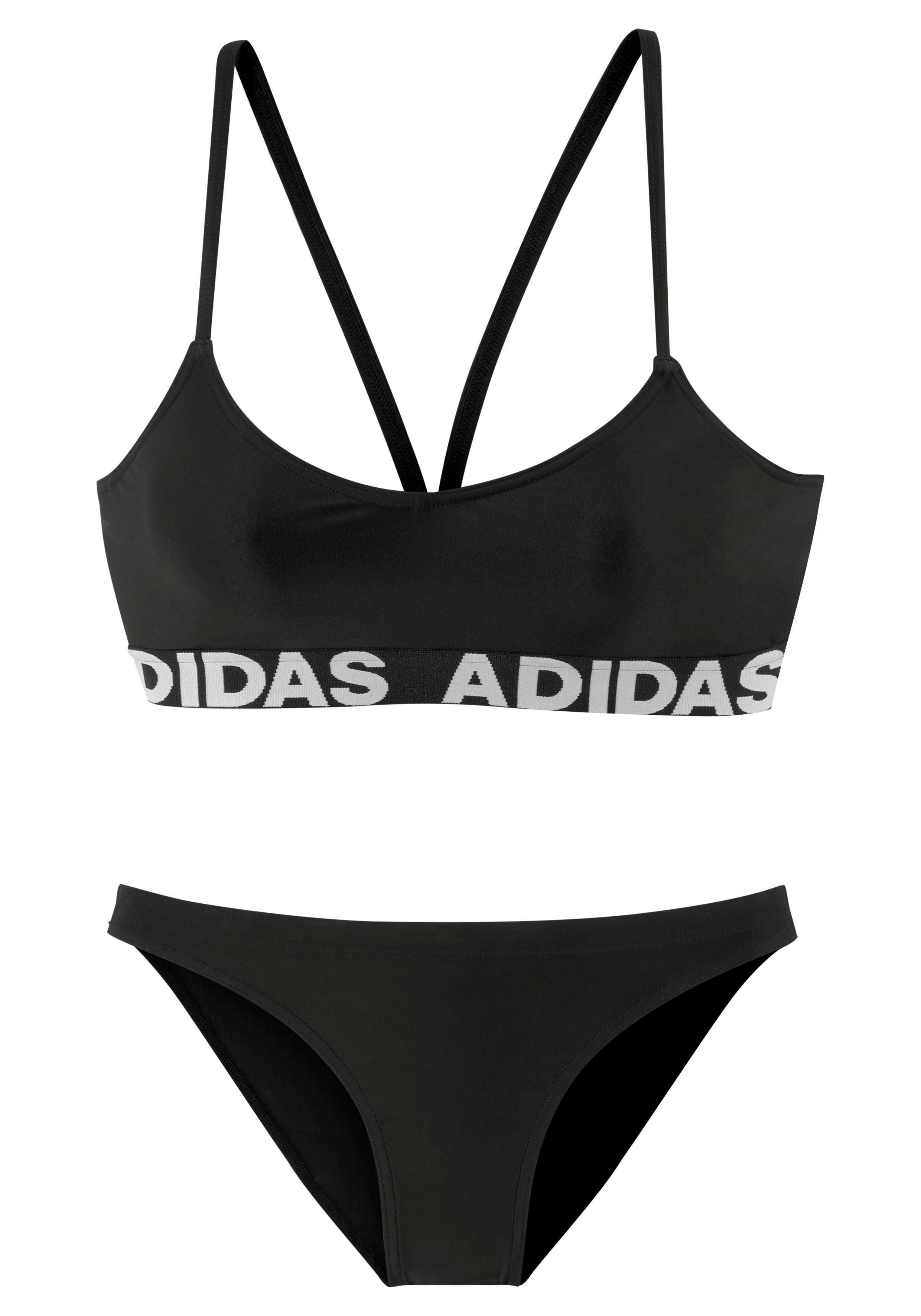 adidas Performance Bustier-Bikini