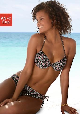 Buffalo Push-Up-Bikini-Top »Evi«