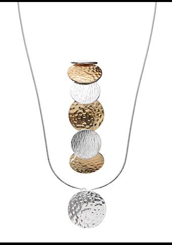 LASCANA : lot chaînette et bracelet