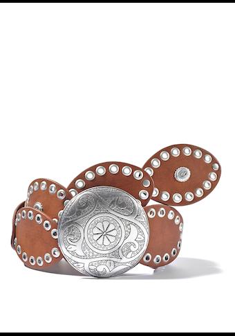 LASCANA : porte-jarretelles »Porte-jarretelles animé de rivets décoratifs et d'une grande boucle«