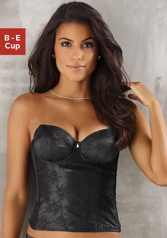 Bustier push-up