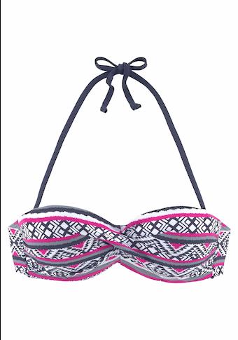 LASCANA Bandeau-Bikini-Top »Wintu«