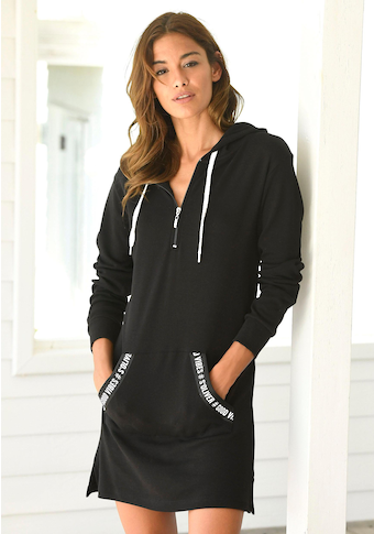 s.Oliver Bodywear : robe en sweat