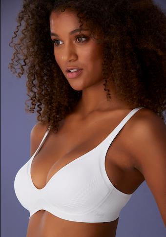 Sloggi Bralette-BH »Body Adapt T-Shirt-bra«, ohne Nähte und mit flachen Kanten