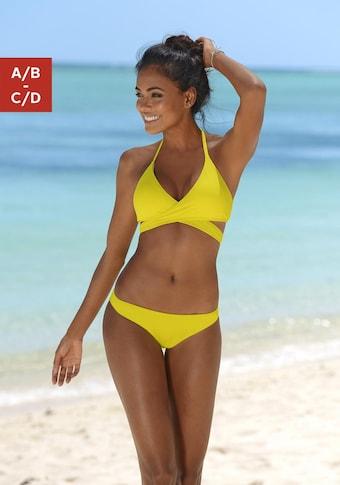 Bikini triangle BENCH
