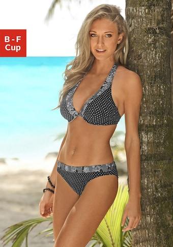 s.Oliver Beachwear Bügel-Bikini