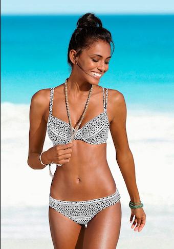 Venice Beach Bikini-Hose »Ethno«