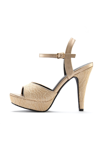 LASCANA : sandales à talon hauts
