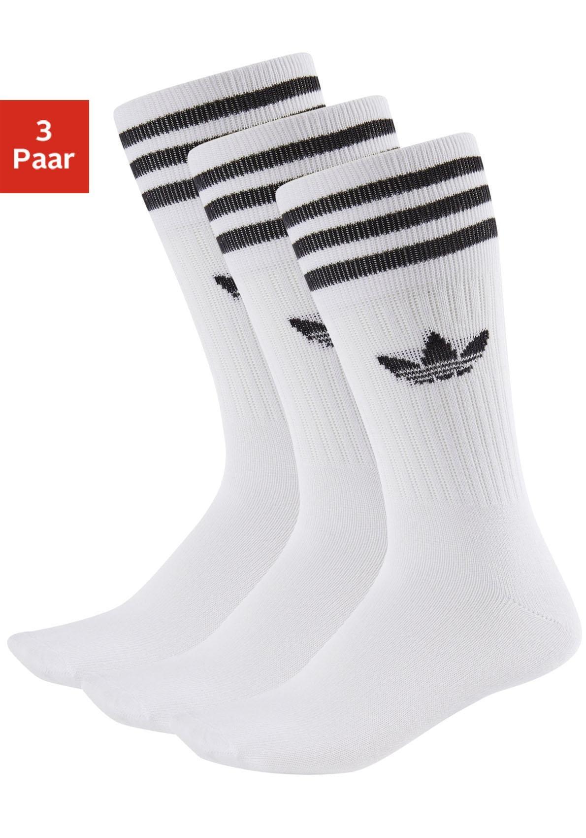 Image of adidas Originals Socken Crew (3 Paar)