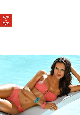 Sunseeker Bandeau-Bikini-Top »Fancy«