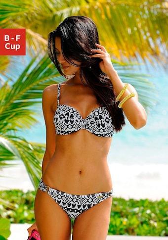 LASCANA : bikini à armatures-top »Grace«