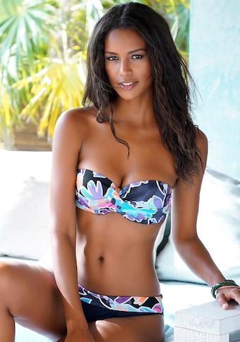 Sunseeker : haut de bikini bandeau à armatures »Tahiti«