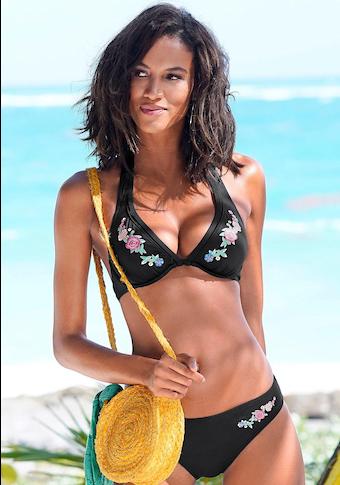 Sunseeker : bikini à armatures