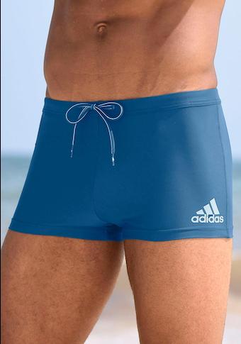 adidas Performance : boxer de bain