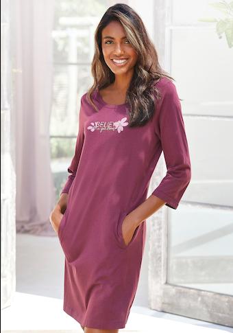 LASCANA Sleepshirt
