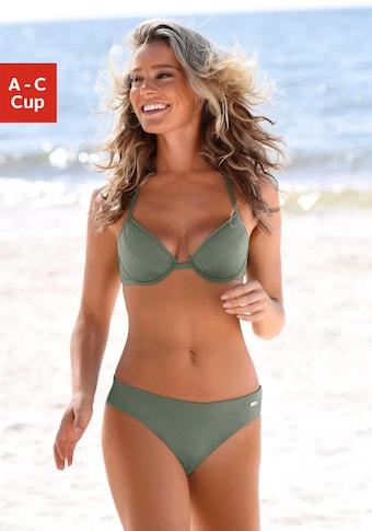 Bench. Push-Up-Bikini-Top »Perfect«, im Uni-Style