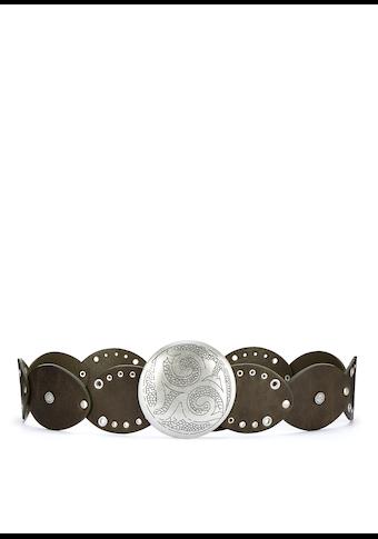 LASCANA Taillengürtel, mit dekorativer Schnalle