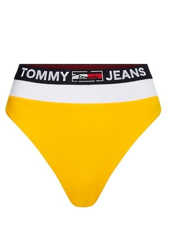 TOMMY HILFIGER Highwaist-Bikini-Hose