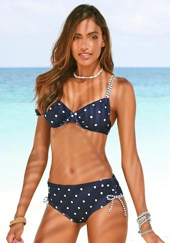 s.Oliver Bikini-Hose »Audrey«, seitlich regulierbar